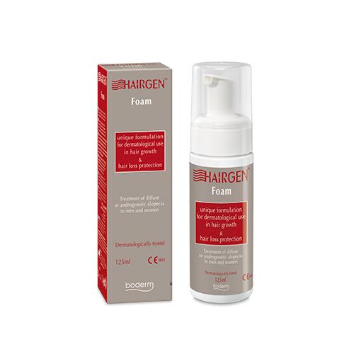 Prodotto per favorire la crescita dei capelli Hairgen Foam 125ml