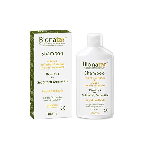 Shampoo per psoriasi Bionatar Shampoo 300ml