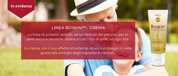 Banner Boskin™ Crema