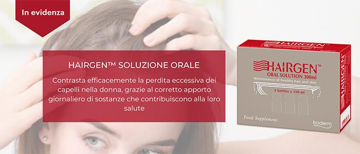 Banner Hairgen™ Soluzione Orale